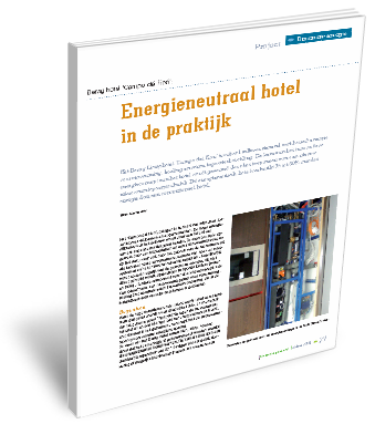 Artikel Energieneutraal hotel in de praktijk