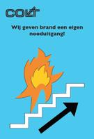 vuurtje op trap