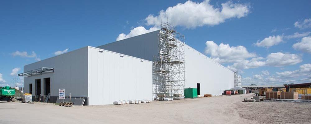 Klimaatbeheersing bij nieuwe Ambient fabriek van Lamb Weston / Meijer