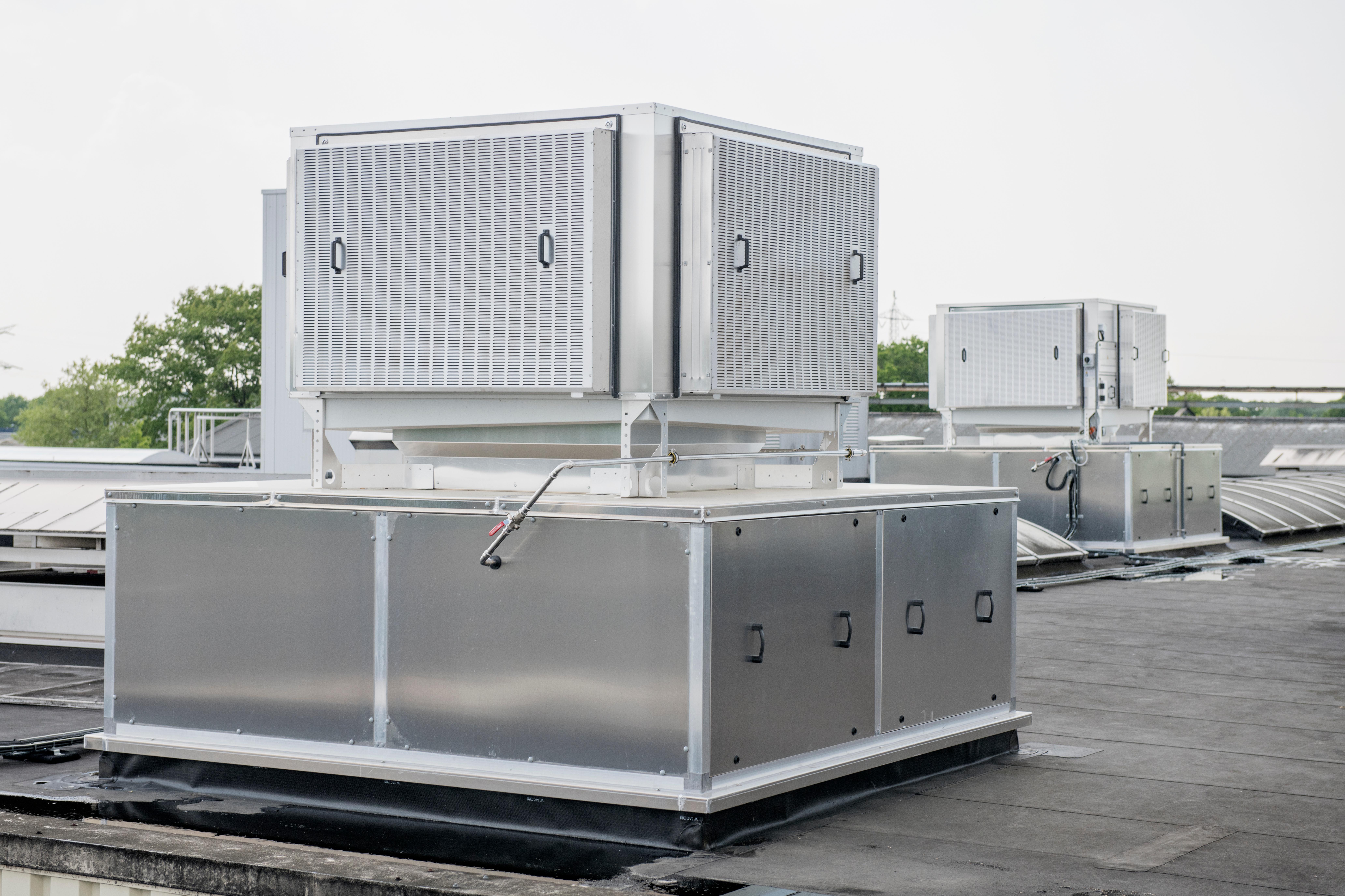 Colt energieprestatie fabriek productiehal manieren adiabatische koeling