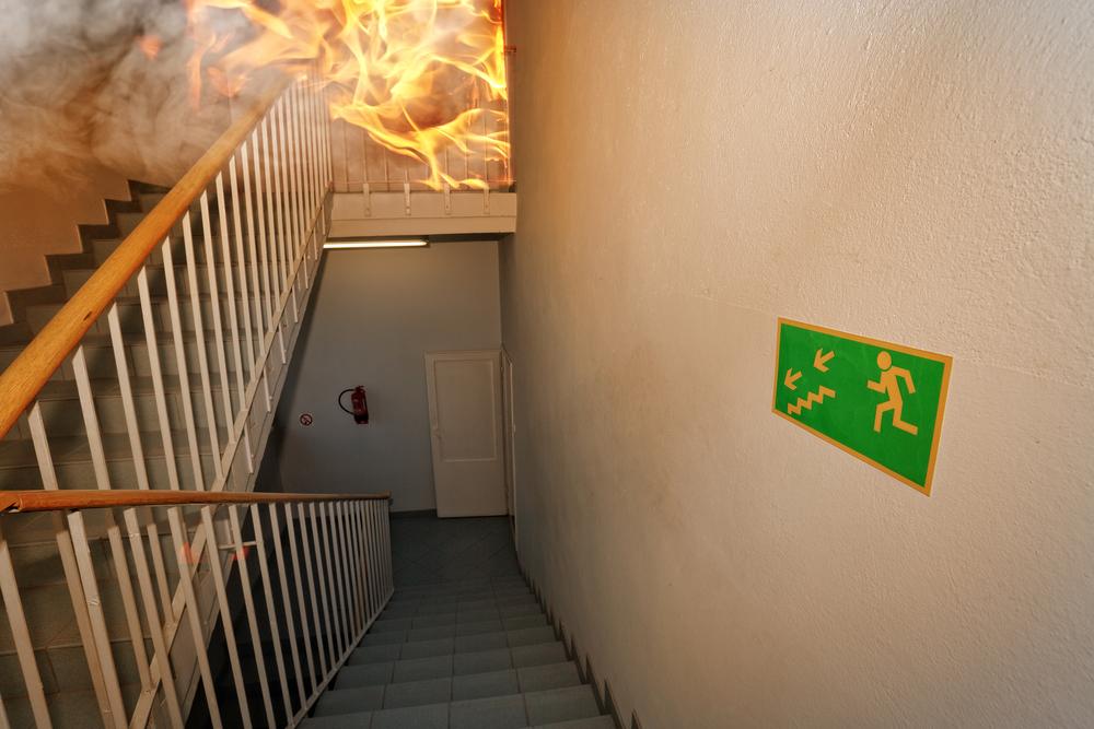 Zelfredzaamheid bij brand – hoe kwetsbaar zijn we nu echt?